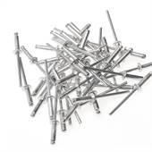 Rebite Alumínio 3,2mm x 12 mm com 100 GESIBRAS