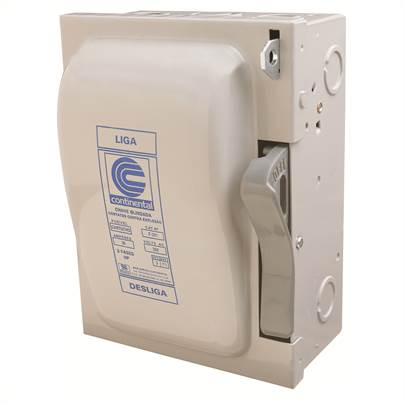 30 Amp Outlet >> Chave F-823 Blindada NH-00 3x100A 600V Margirius