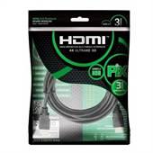 Cabo HDMI 03 Metros 2.0 4k 3d Ultra HD 182223 PIX