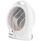 Aquecedor de Ambiente 127V 1500W 2 Temperaturas Branco A1 Ventisol