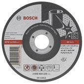 Disco de Corte Inox 1mm 2608602220 Bosch
