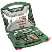 Conjunto X-Line com 100 peças 2607019330 Bosch