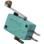 Microrutor 03A 250Vca com Alavanca lon. rol. Metaltex
