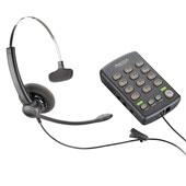 Headset com Teclado Telefone T110 Plantronics