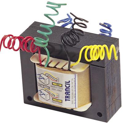 Transformador dimeriz vel 50w 220 110 12v trancil - Transformador 220 a 12v ...