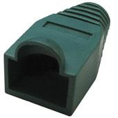 Capa Fixação para RJ45 Boot Verde CAT5E Metaltex
