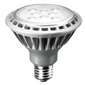 Lâmpada LED Par30 127V 12W E27 2700K Dimerizável Luz Amarelada Philips