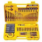 Kit Brocas / Bits Ponteira com 110 peças 43145110 Tramontina