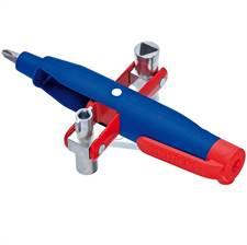 Chave Multifuncional para Armário 001107 Knipex