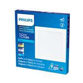 Painel de Led Branco Quadrado 18W Branco Quente 22,5cm Bivolt - Philips