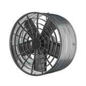 Exaustor Comercial 127V 40cm 147W 1/5CV Ventisol