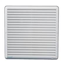Grade Ventilação Quadrada 25X25cm para Exaustor Ventokit