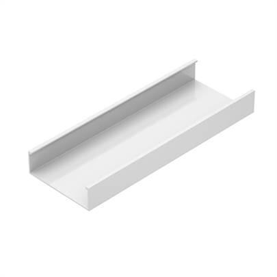 Canaleta aluminio