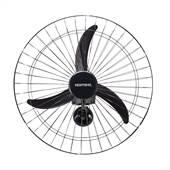 Ventilador Parede Preto 110/220V 200W 3V 60cm Ventisol