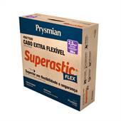 Rolo 100 Metros Cabo Superastic 750V 2,5mm² Preto Prysmian
