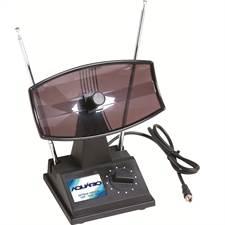 Antena Interna TV VHF/UHF/FM TV-350 Aquário