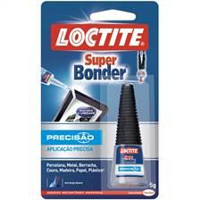 Cola Super-Bonder 5g Precisão LOCTITE