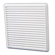 Grade Ventilação Quadrada 19X19cm para Exaustor Ventokit